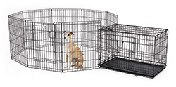 giant dog crates